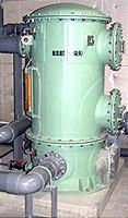 直積式 活性炭 脱臭装置(i-DACキューブ)