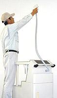 ウイルスの除菌・消毒に次亜塩素酸水/二酸化塩素の噴霧装置(キャリー)