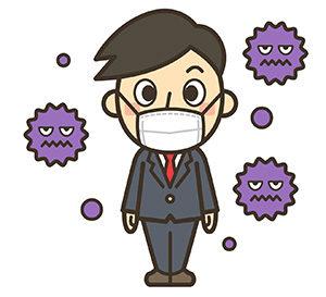 ウイルスの除菌